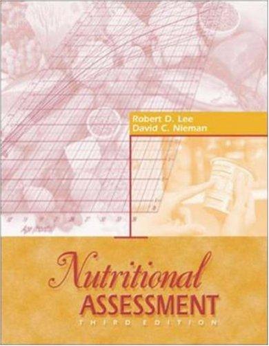 9780072927313: Nutritional Assessment