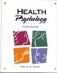 9780072927467: Health Psychology