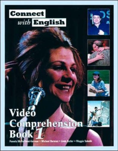 9780072927535: Connect With English - Video Comprehension - Book 1 (Video Episodes 1-12): (Video Episodes 1-12) Bk. 1