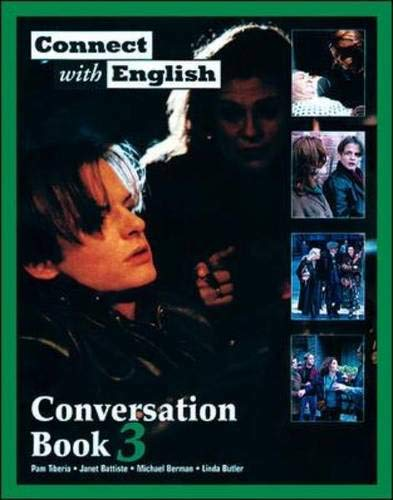 Connect With English Conversation Book 3: Michael Berman, Linda