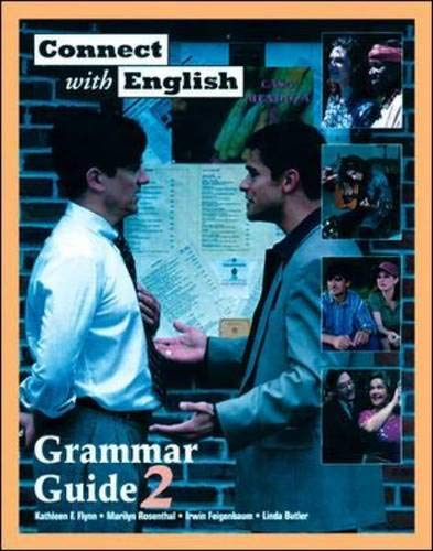 9780072927696: Connect With English Grammar Guide, Book 2 (Bk. 2)