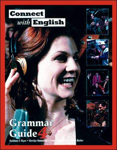 Connect With English Grammar Guide, Book 4: Kathleen Flynn, Marilyn