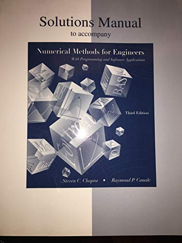 9780072928464: Numerical Methods Tool Kit Package Sm