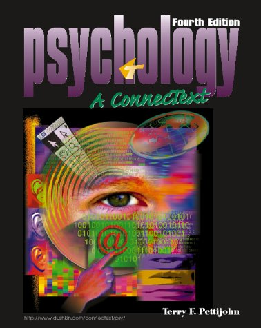 9780072929041: Psychology: A Connectext