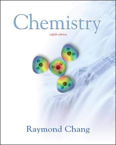 9780072930276: Chemistry with Online ChemSkill Builder, Eighth Edition