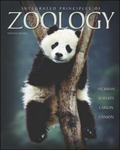 9780072930283: Integrated Principles of Zoology: With OLC Bind-in Card