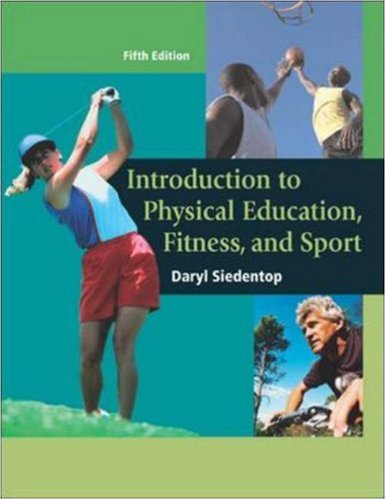 9780072930320: Introduction to Physical Education, Fitness, and Sport with PowerWeb/OLC Bind-in Passcard