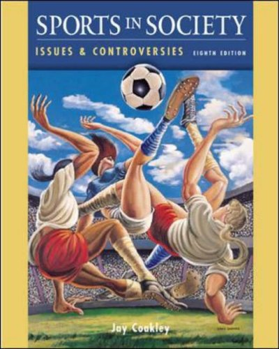 9780072930351: Sports in Society: Issues and Controversies, with Online Learning Center PowerWeb: AND Online Learning Center PowerWeb