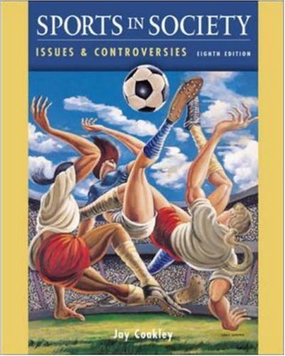 9780072930351: Sports in Society: Issues and Controversies, with Online Learning Center PowerWeb