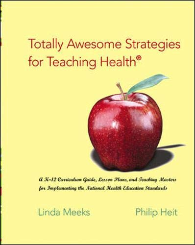 9780072930368: Totally Awesome Strategies for Teaching Health� with PowerWeb Bind-in Passcard