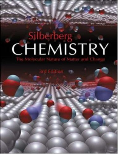 9780072930436: Chemistry: The Molecular Nature of Matter and Change