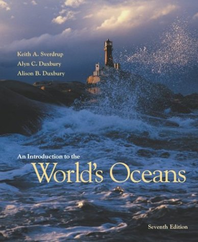 9780072930764: An Introduction to the World's Oceans with OLC bind in card