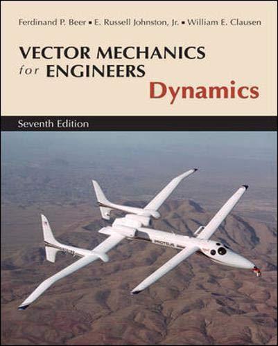 9780072930795: Vector Mechanics for Engineers, Dynamics