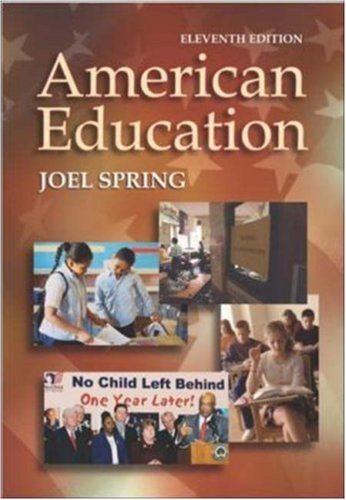 9780072930993: American Education with PowerWeb/OLC Card