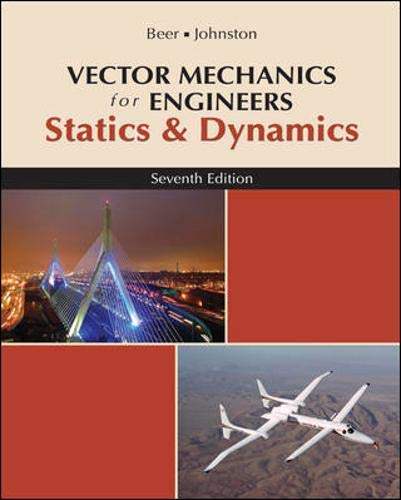 9780072931105: Vector Mechanics for Engineers, Statics and Dynamics