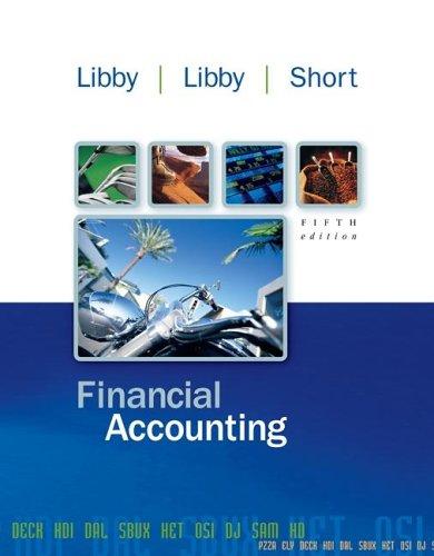 9780072931174: Financial Accounting