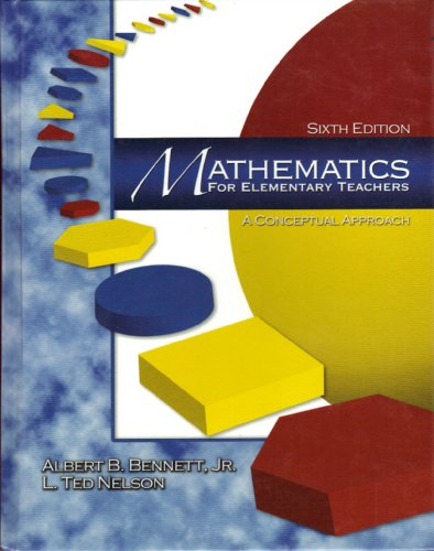 9780072931648: Mathematics for Elementary Teachers: A Conceptual Approach (text without OLC bind in card insert)