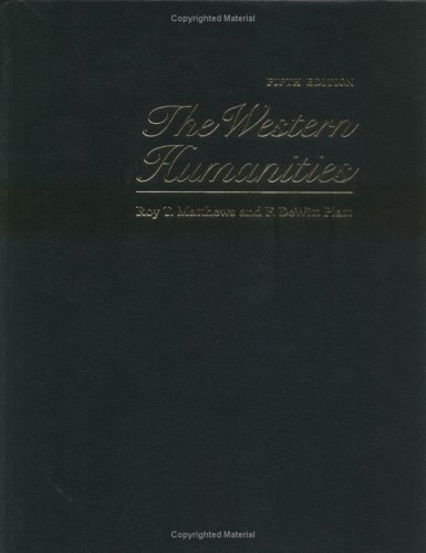 9780072931761: The Western Humanities