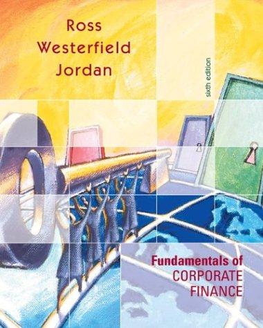 9780072932447: Fundamentals of Corporate Finance Standard Edition W/Student CD ROM + Powerweb + Sandp + Free Student Problem Manual + Free Excel Tutor CD + Free Grad