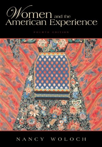 9780072932843: Women and the American Experience