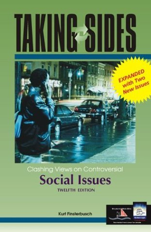9780072933130: Taking Sides: Clashing Views on Controversial Social Issues, Rev. Ed.