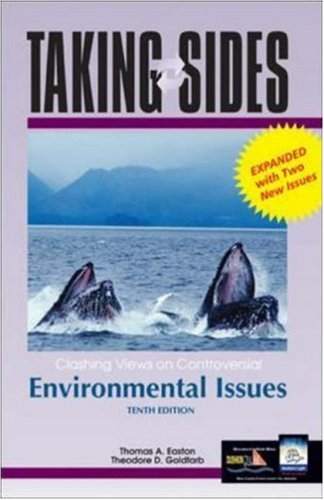 9780072933178: Taking Sides: Clashing Views on Controversial Environmental Issues, Rev. Ed. (Taking Sides)