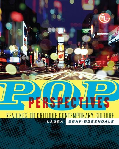 9780072933659: Pop Perspectives: Readings to Critique Contemporary Culture