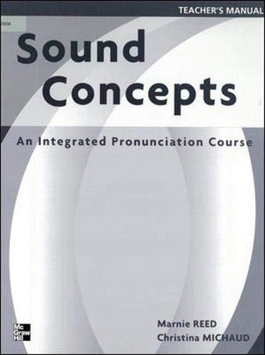 9780072934298: Sound Concepts Teacher's Manual