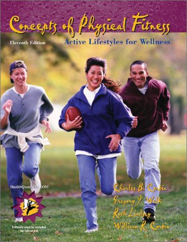 9780072934328: Concepts of Physical Fitness: Active Lifestyles for Wellness with Labs and PowerWeb/OLC Passcard