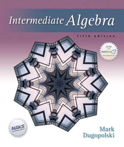 9780072934731: Intermediate Algebra