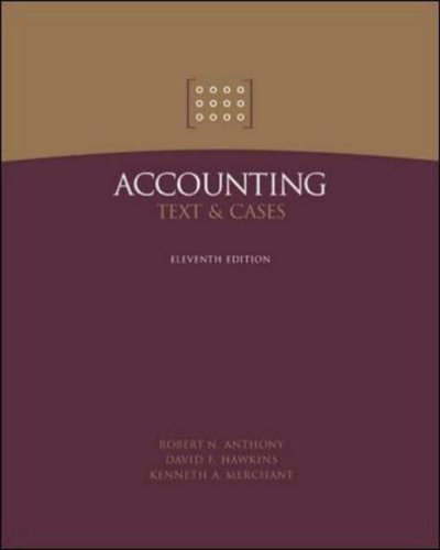 9780072936452: MP Accounting: Text and Cases, 11e w/ Dynamic Accounting PowerWeb
