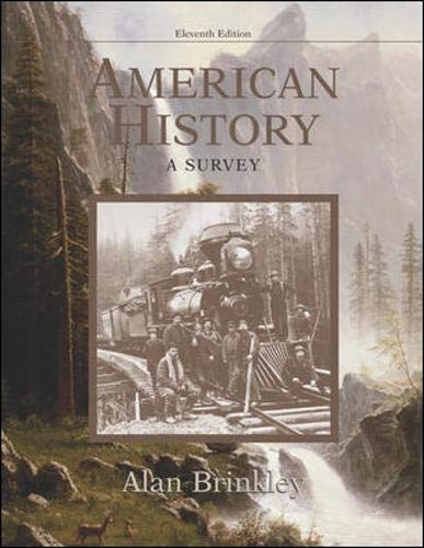 9780072936704: American History, with PowerWeb