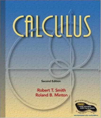 9780072937299: Calculus (update) w/ OLC - 2nd Package ed.