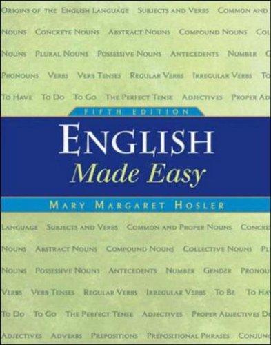 9780072938029: English Made Easy