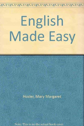 9780072938036: English Made Easy