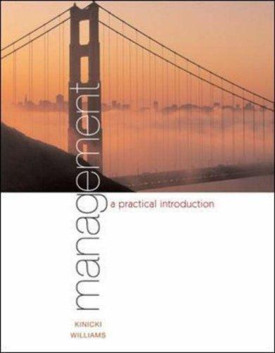 9780072939859: Management: A Practical Introduction