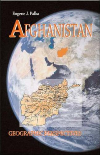 9780072940091: Afghanistan: Geographic Perspectives (Textbook)