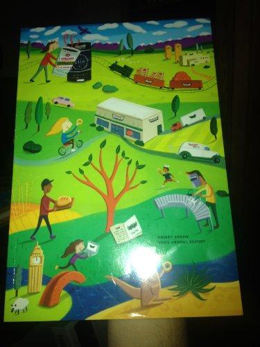 9780072940176: Krispy Kreme 2003 Annual Report Edition: first