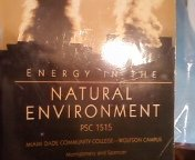 9780072941012: Energy in the Natural Environment (PSC 1515)