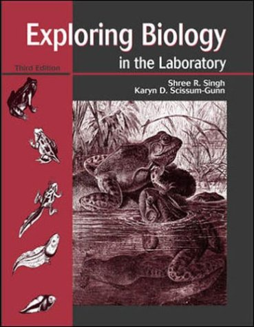 9780072941401: Exploring Biology in the Laboratory