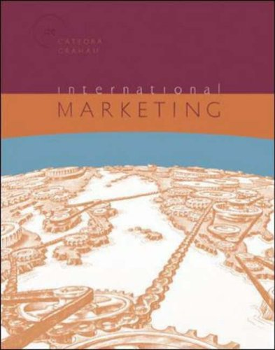 9780072941647: International Marketing W/Student CD and Powerweb