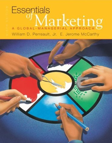 9780072941838: Essentials of Marketing, 9/e: Package #1: Text, Student CD, PowerWeb, Apps 2003-2004