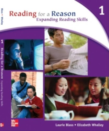 9780072942118: Reading for a Reason 1 Student Book: Expanding Reading Skills (Bk. 1)
