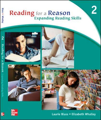 9780072942149: Reading for a Reason Student Book 2: Expanding Reading Skills