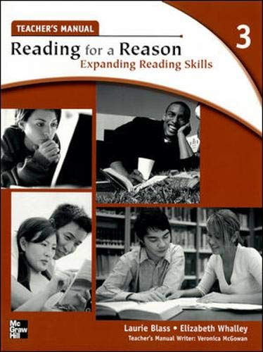 9780072942187: Reading for a Reason Level 3 Teacher's Manual