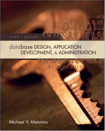 9780072942200: Database Design, Application Development, and Administration