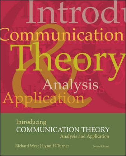 9780072942729: Introducing Communication Theory: Analysis and Application, with Free PowerWeb