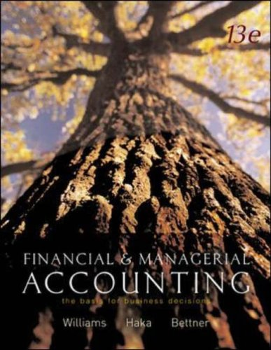 9780072942828: MP Financial and Managerial Accounting: The Basis for Business Decisions w/ My Mentor, Net Tutor, and OLC w/ PW: With My Mentor, Net Tutor, and OLC with PowerWeb