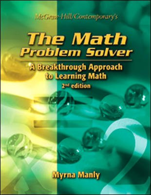 9780072943009: The Math Problem Solver: 2nd Edition, Student Text