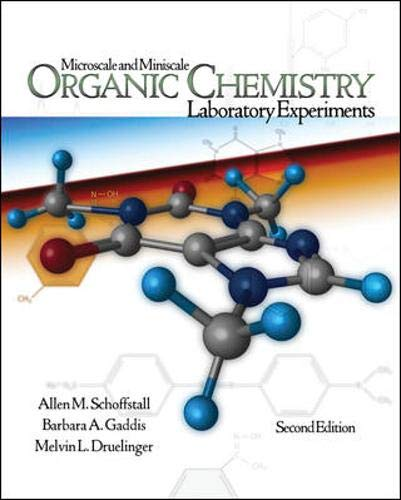 9780072943382: Microscale and Miniscale Organic Chemistry Laboratory Experiments